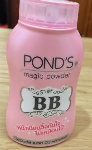 Ponds BB Magic Powder 1