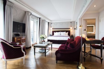 La Reserve Paris - Hotel and Spa 2